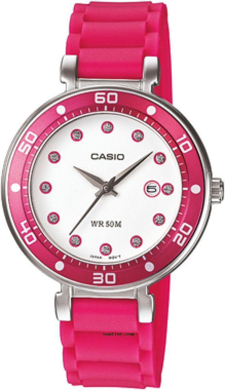 Casio Ltp 1329d 4evdf Kol Saati Bayan Saatleri Saatler Mineraller