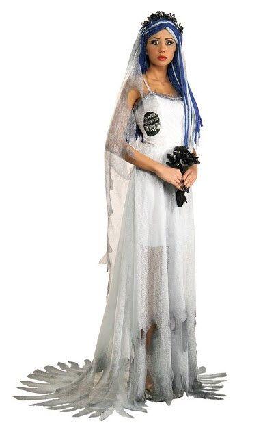 Women\u0027s Corpse Bride Costume RU56160