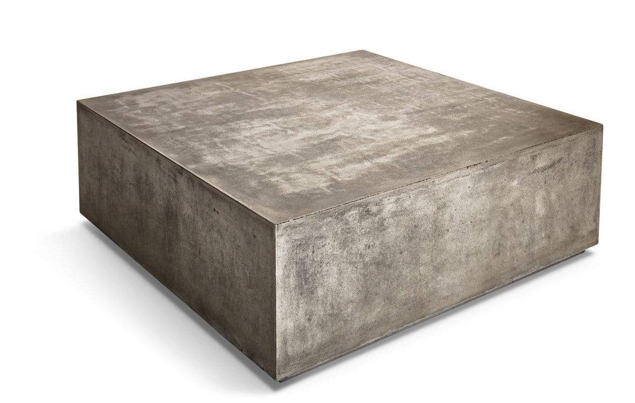 Mixx Bloc Square Coffee Table 40 In 2021 Coffee Table Square Coffee Table Concrete Coffee Table [ 813 x 1280 Pixel ]