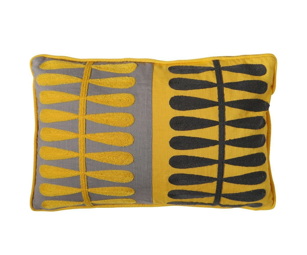 Auning Pillow Cover Yellow In 2020 Pillows Pillow Covers Auning