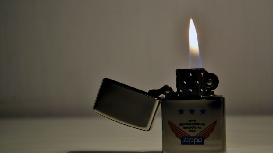 Zippo Lighter Creative And Cool Wallpaper Hd Download Free With
