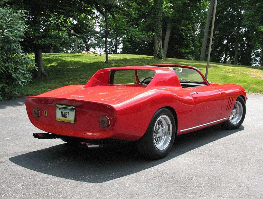 1966 Ferrari 250 GT Spider Nart Fantuzzi