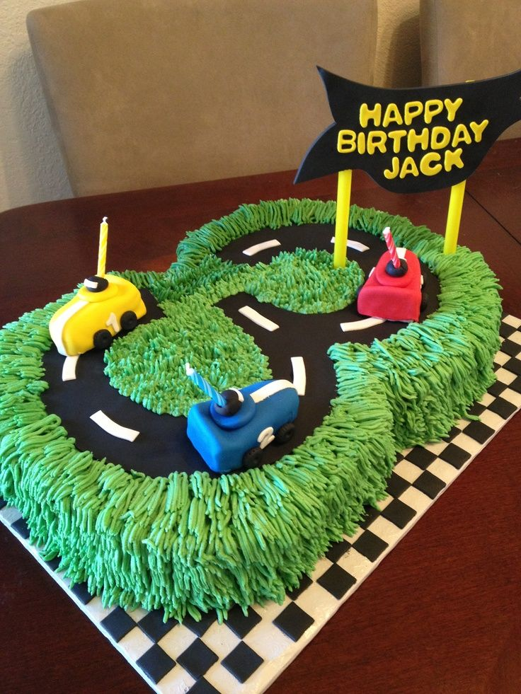 race car themed parties - Google Search | Racing-Cars ...