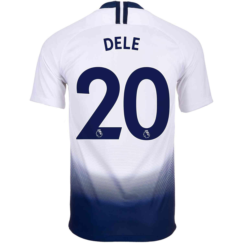 db52a6a7b 2018/19 Nike Christian Eriksen Tottenham Home Jersey | 입을 것 | Pinterest