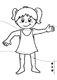 Rompecabezas Del Cuerpo Humano Para Colorear Buscar Con Google Cartoon Faces Baby Drawing Drawing Activities