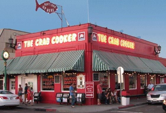 Crab Cooker In Newport Beach The Best Clam Chowder