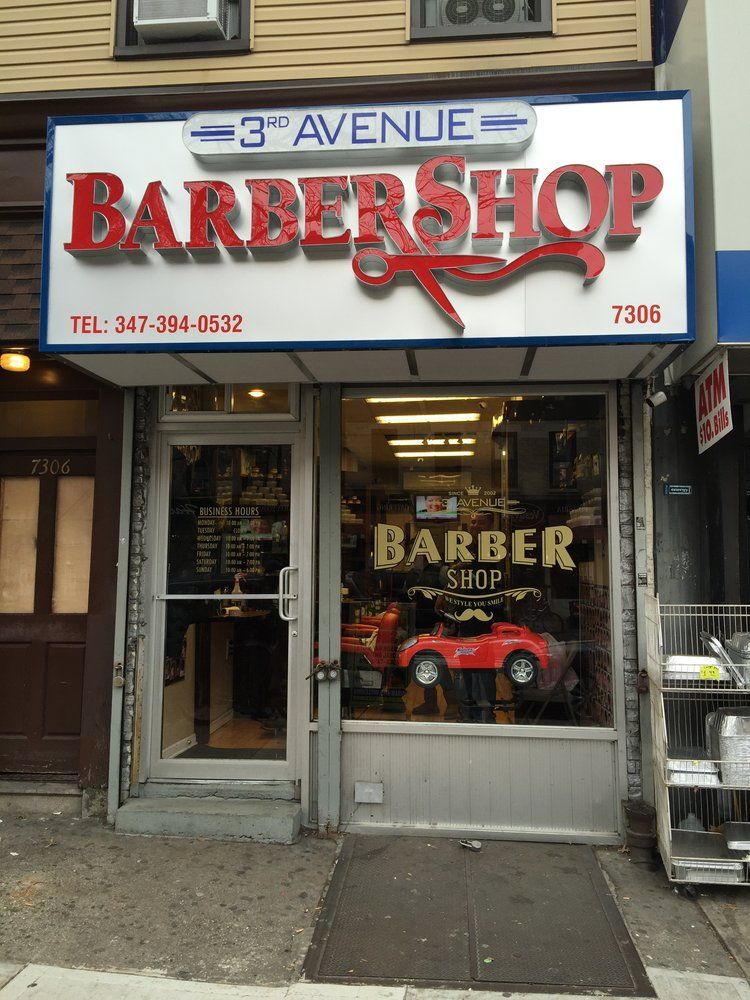 3rd Ave Barber Shop - Brooklyn, NY, United States