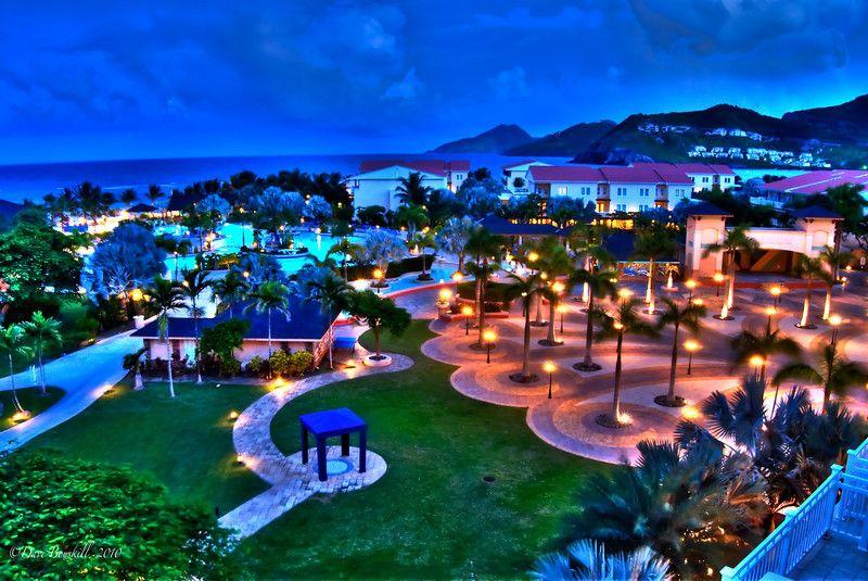 St Kitts Marriott Resort The Royal Beach Imaginary