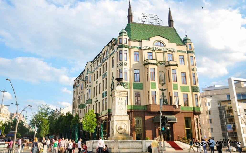 Hotel Moscow in Belgrade