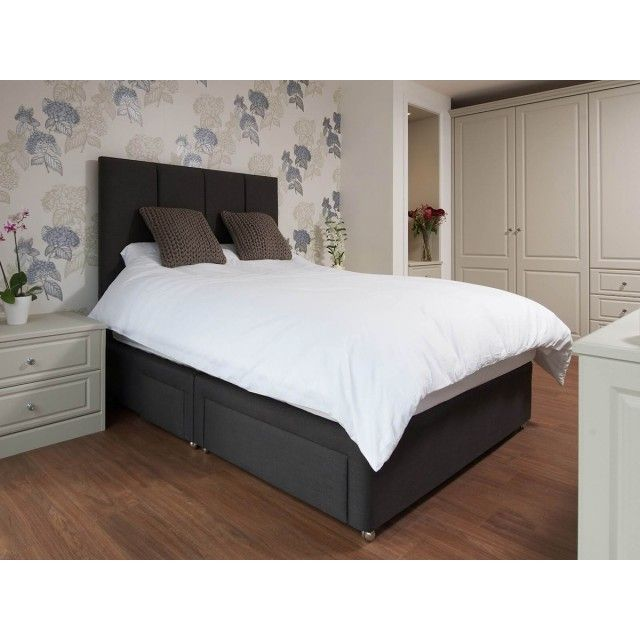 The Premium model Divan Base is built in the traditional way