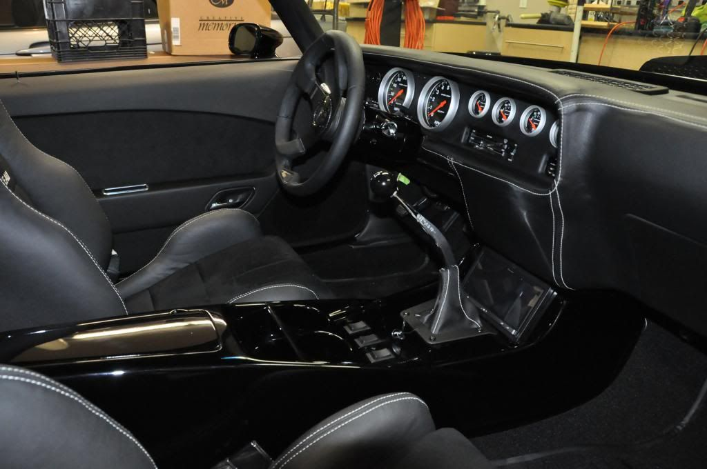 New 2nd Generation Camaro Center Console From Mci Page 4 Camaro Classic Camaro Custom Car Interior