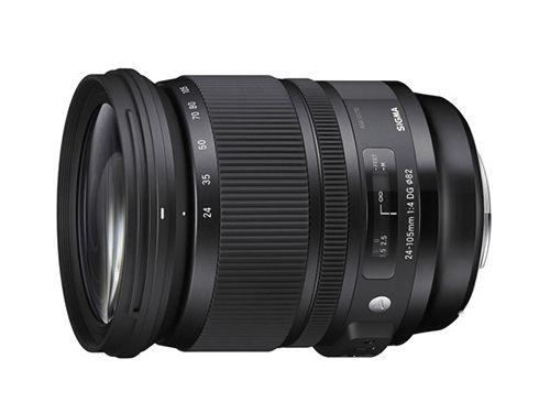 Sigma 24 105mm F 4 Lens Announcement Objectif Canon Nikon Camera Photos