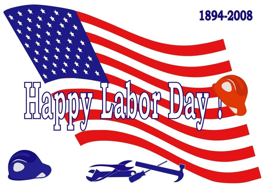 Hi Friends Today I Am Going To Share Some Free Labor Day Clip Art Images With You Labor Day Is An Unoffici Labor Day Clip Art Labor Day Quotes Happy Labor Day
