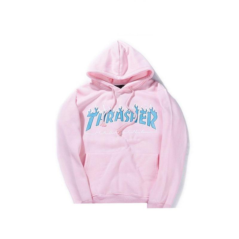d5254ba5fd27 Thrasher Hoodie Men Streetwear Hip Hop Tracksuit Mens Hoodies And Sweatshirt  Magazine Pull Trasher Jumper Sudaderas Hombre