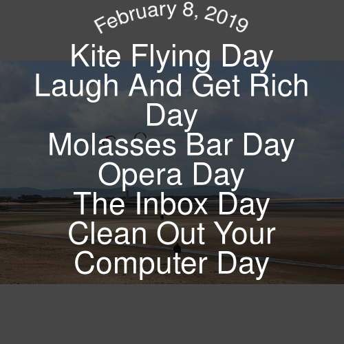 How To Get Rich, National Holidays, Laugh