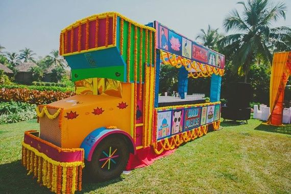 Food Trucks At Your Mehendi Here Are 11 Amazing Ones With