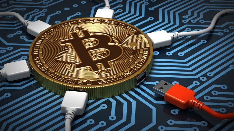 Bitcoin buborék