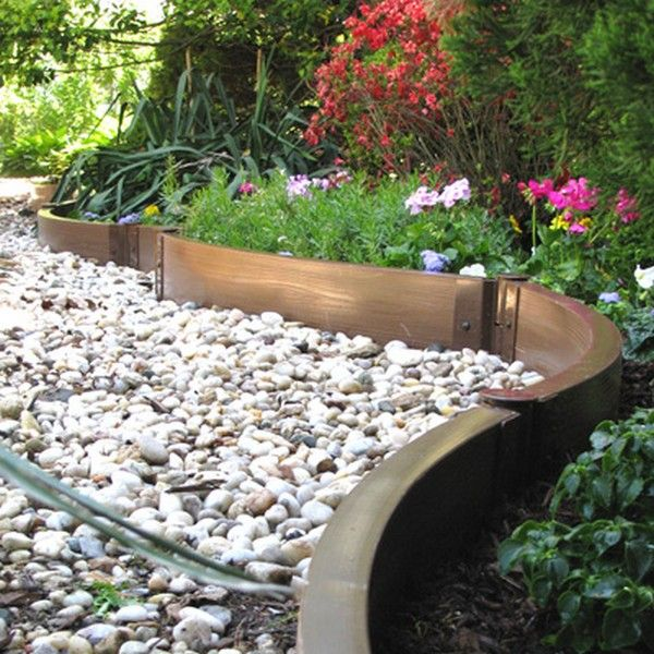 Metal Garden Edging Ideas | Garden Edging Ideas | Pinterest | Edging ...