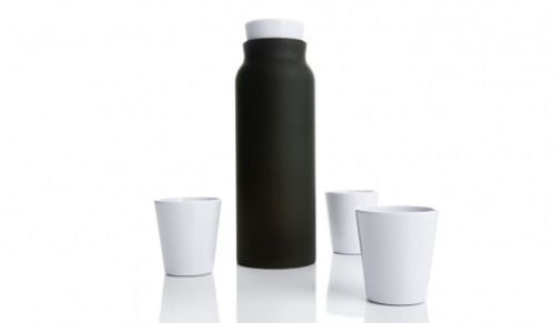 Wonderbaar Royal VKB Iso Carafe and Tumblers Designed by Arian Brekveld BR-56