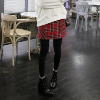 Buy 'midnightCOCO – Plaid Pencil Skirt' with Free International Shipping at YesStyle.com. Browse and shop for thousands of Asian fashion items from South Korea and more!
