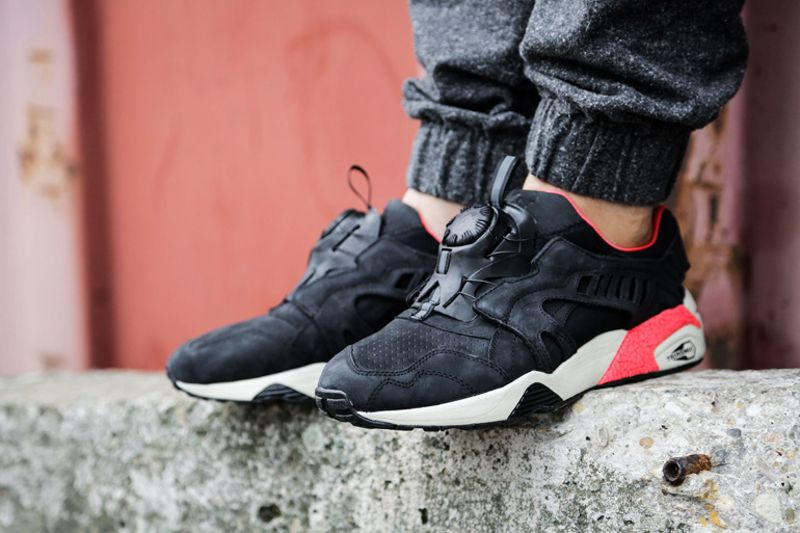 Puma Disc Blaze Crackle Black (1) · Nike Shoes ...