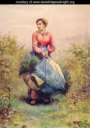 daniel ridgway knight n le 15 mars 1839 philadelphie pennsylvanie mort le 9 mars 1924. Black Bedroom Furniture Sets. Home Design Ideas
