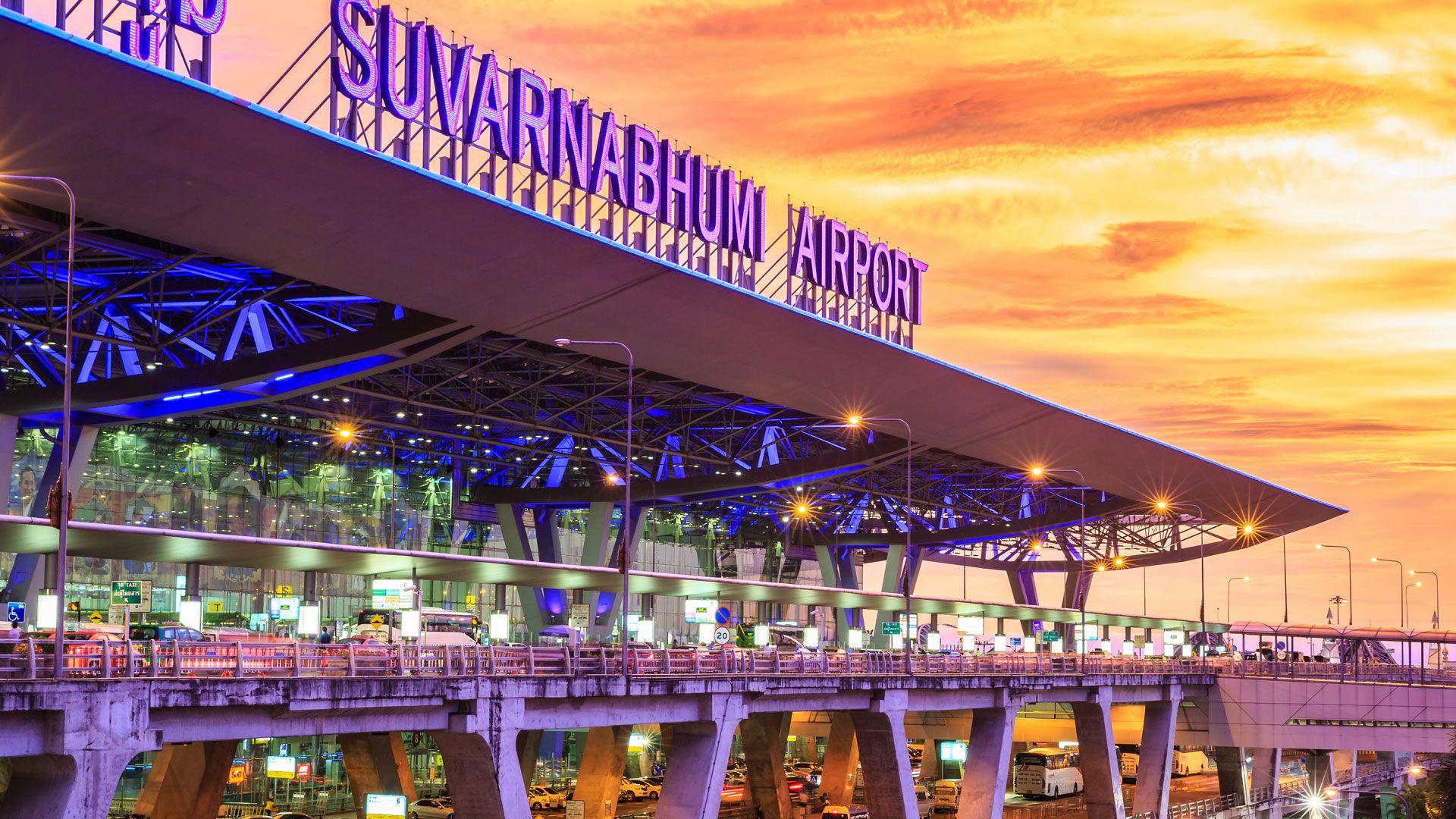 Louis vuitton bangkok airport