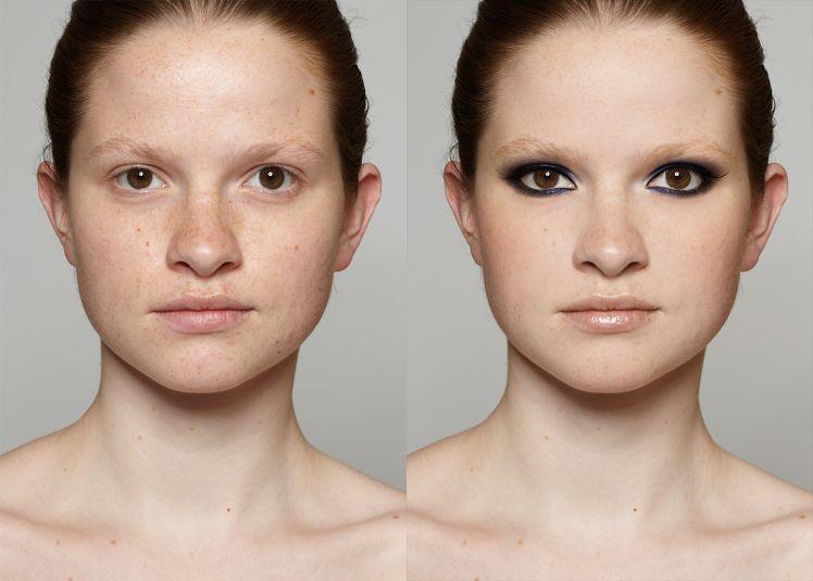 Image result for digital makeup