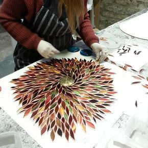 Making Stained Glass