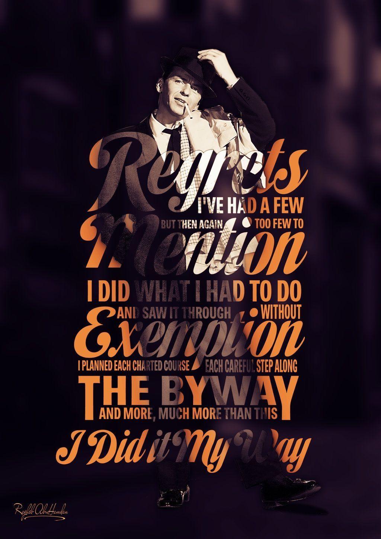 Frank Sinatra - 'My Way' ❤