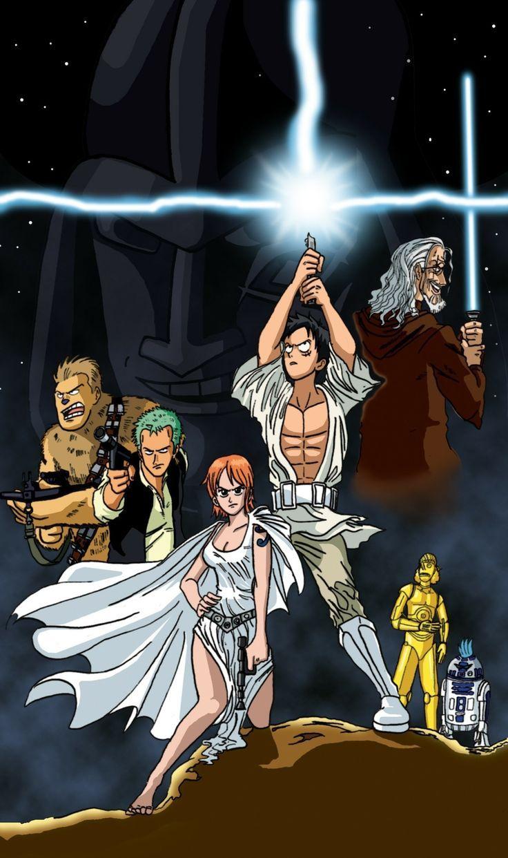 onepiece star wars