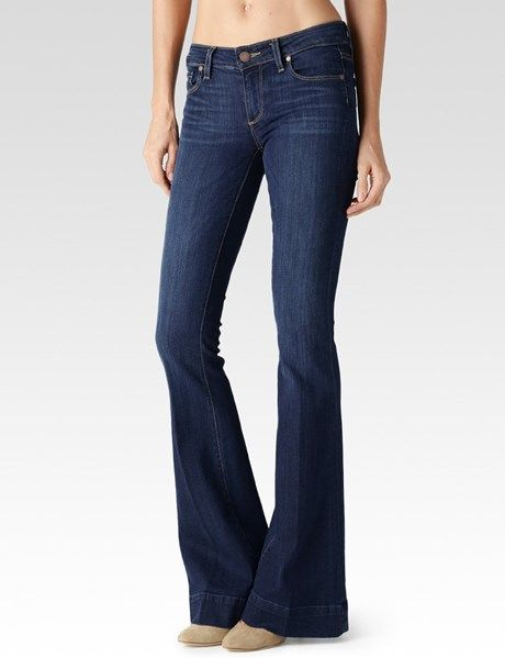 850d8a73ee6f3 Paige Denim Womens Fiona Flare Jean