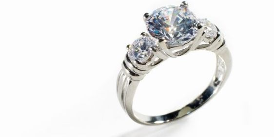 Diamond dog coughs up missing wedding ring Funny story with a