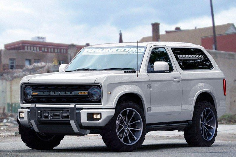 Ford Broncos And Rangers Are Officially Coming Back Ford Bronco Concept Ford Bronco Bronco Concept