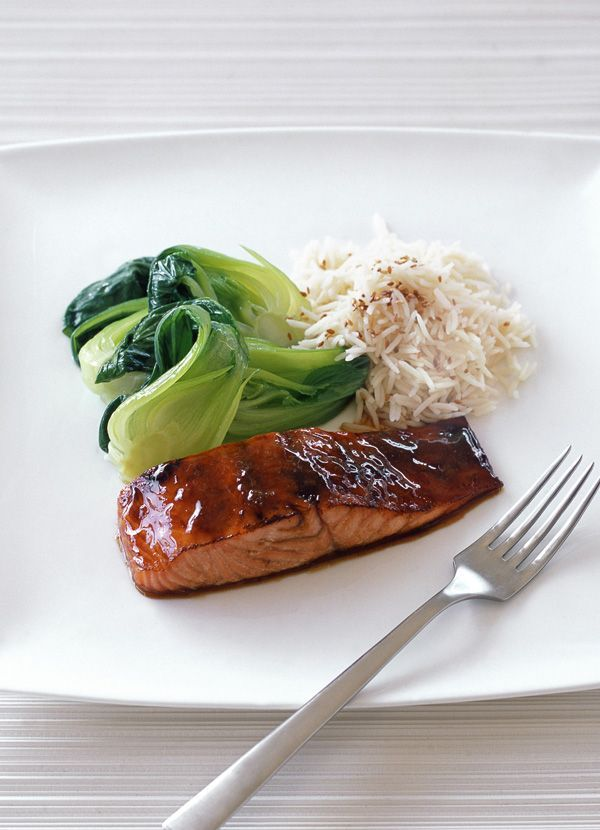 Salmon teriyaki #salmonteriyaki A classic salmon teriyaki recipe by chef Hidenori Ohata. This makes for an impressive dinner party starter. You can find mirin and sake in Asian supermarkets. #salmonteriyaki