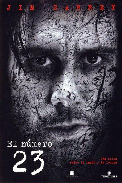 El Número 23 The Number 23 Film Di Paura Film Thriller Psicologico
