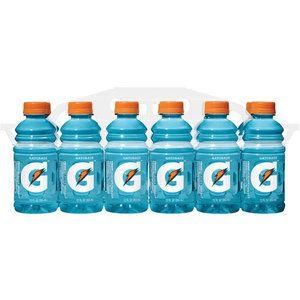 Gatorade All Stars Thirst Quencher Frost Glacier Freeze Sports Drink 12pk Sports Drink Drinks Gatorade