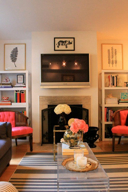 Lindsay and garrett 39 s pursuit of style home decor for Muebles capitol