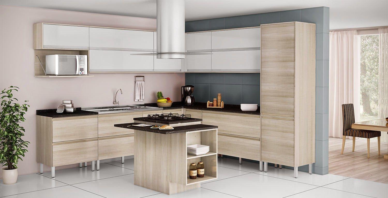 Cozinhas Moduladas Modernas E Acess Veis Veja Modelos Lindos E