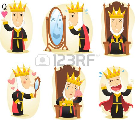 Queen Medieval Cartoon Set Art For Kids Cartoon Free Vector Art Buy medieval crowns from our middle ages shop armstreet.com. pinterest