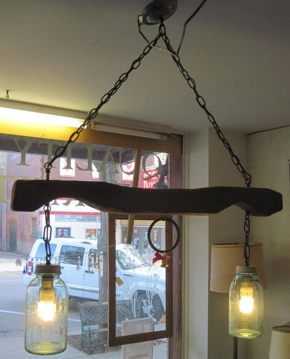 Great Light Fixture For The Cabin, Farm House, Barn, Shed