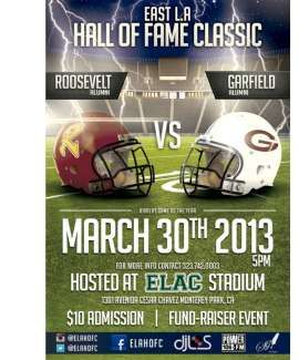Roosevelt Vs Garfield Roosevelt Vs Garfield East Los Angeles College Stadium Monterey Park East Los Angeles College Monterey Park San Gabriel Valley