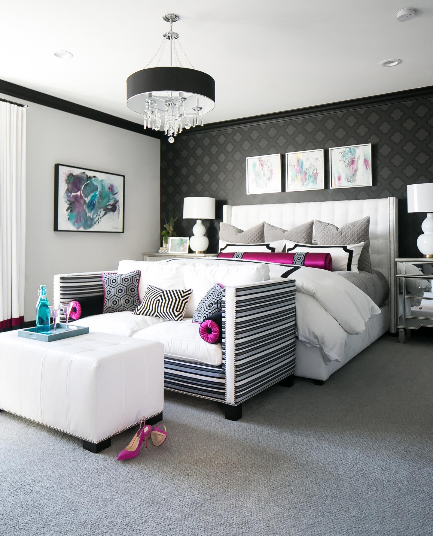 21 Master Bedroom Interior Designs Decorating Ideas: Pin By Macey Lynn On Future Home