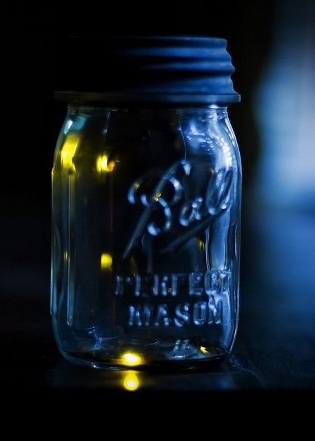 we used to catch fireflies and put them in a jar just like this led lights in mason jar make. Black Bedroom Furniture Sets. Home Design Ideas