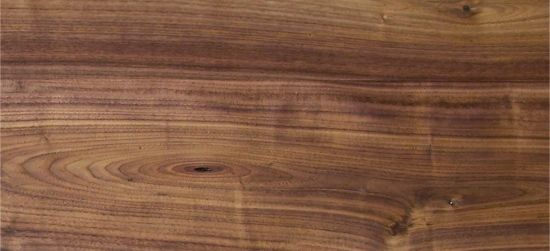 Flat Sawn Wide Plank Walnut From Quarter Sawn Flooring