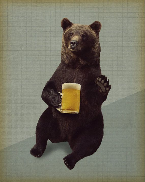 Bears Love Beer