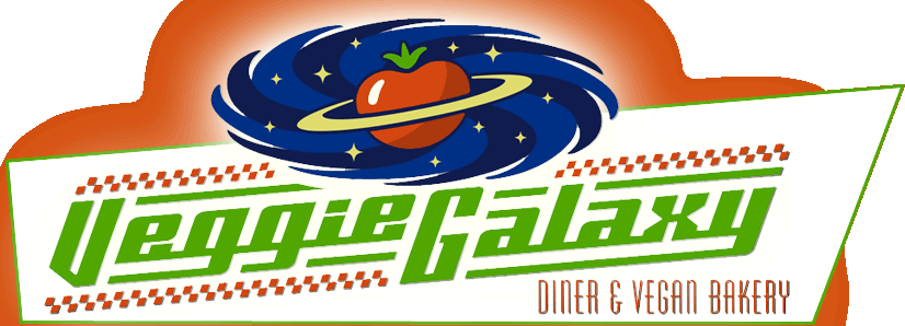 Veggie Galaxy: 1 location - Central Square, Cambridge, MA.  Awesome diner vegetarian/vegan food.  Fun atmosphere...really, really good black bean burgers!