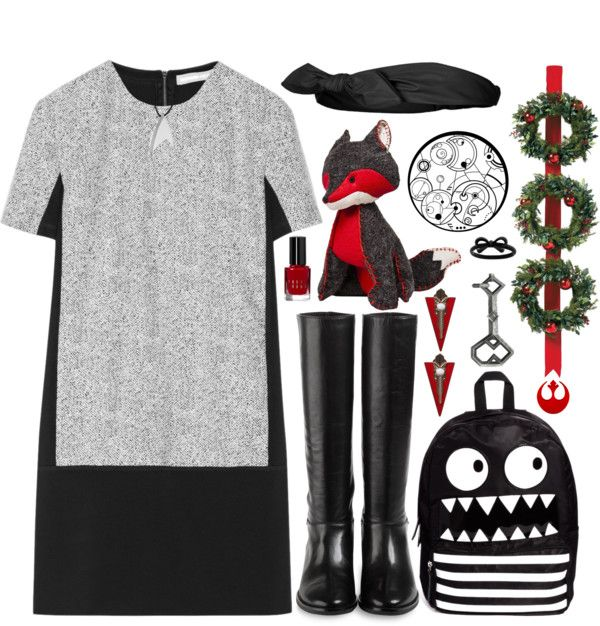 """Smile!"" by theclevergirl ❤ liked on Polyvore"
