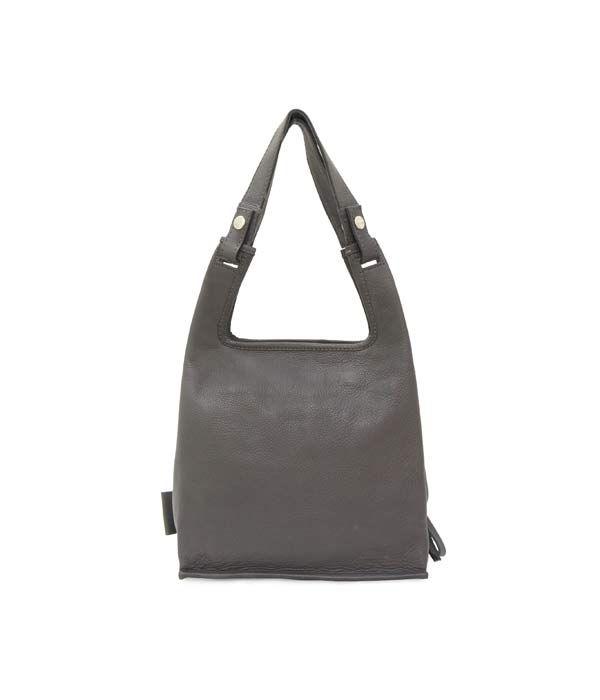 Supermarket Bag S Grey | Lumi Accessories  www.shoplumi.com