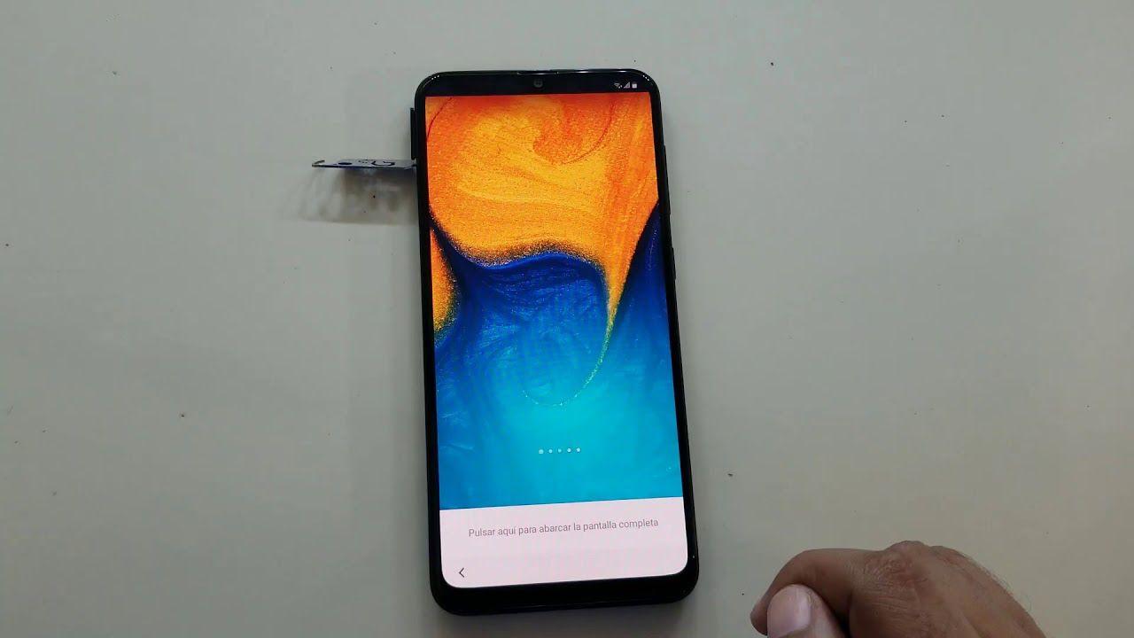 Quitar Cuenta Google Samsung Galaxy A20 Samsung Galaxy Galaxy Galaxy Phone